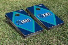 University of West Florida Argonauts Diamond Cornhole Bag Toss Game