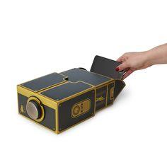 Smartphone Projector 2.0 | screen magnifier | UncommonGoods