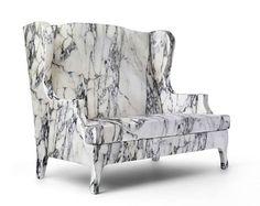 Realistic Marble-Print Garments : marble print
