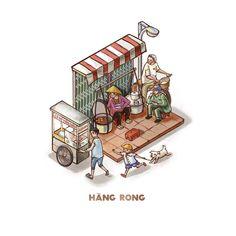 Tác giả Hột vịt, vịt dữa tái xuất với bộ ảnh Sài Gòn 3 mét vuông bao chuẩn! - Ảnh 6.