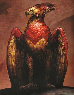 Onde surgiu e o que representa a mitológica ave fênix?
