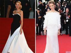 Blake Lively and Heike Makatsch fueron las major y peor vestidas, respectivamente, según la web Cellebuz. ¿Tú qué piensas?