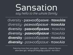 Sansation | dafont.com