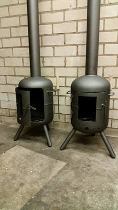 12 homemade wood burning stoves and heaters plans and ideas do it rh pinterest com