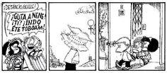 Guille Mafalda tobogán