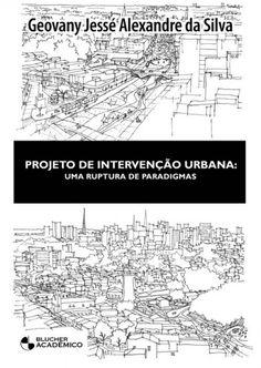 Capa do livro Projeto de Intervenção Urbana