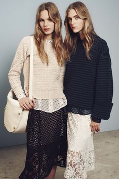 See by Chloé Pre-Fall 2015 - Slideshow - Runway, Fashion Week, Fashion Shows, Reviews and Fashion Images - WWD.com