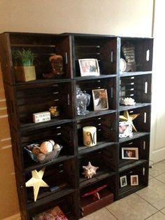 Sweet Southern Sunshine: SPD: Crate Bookshelf
