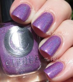 Cirque Heritage Collection Swatches