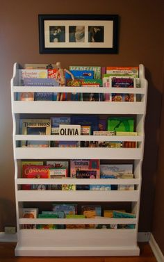 going to try and get my husband to make this book case