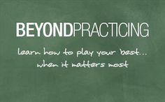 Why Trying to Make Practice Fun Might Be The Wrong Approach http://www.bulletproofmusician.com/why-trying-to-make-practice-fun-might-be-the-wrong-approach/
