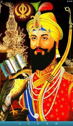 Guru nanak dev ji whatsapp dp profile pictures u2013 - Shri guru gobind singh ji wallpaper ...