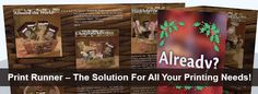 Print Runner – The Solution For All Your Printing Needs!