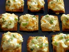 Hot Crab Bites Recipe - Food.com