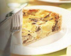 Cucino io : TORTA CON RADICCHIO, PATATE, PROVOLA E RICOTTA