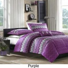 Mizone Emma 3-piece Comforter Set | Overstock.com