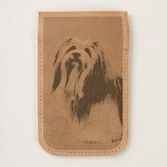 #Havanese (Long Hair) iPhone 6/6S Case - #havanese #puppy #dog #dogs #pet #pets #cute