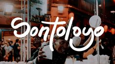 Sontoloyo is a handmade script font in casual style. It contains uppercase and lowercase letters, numbers and symbols. Free Svg Fonts, Best Free Fonts, Font Free, Aesthetic Fonts, Graphic Design Fonts, Commercial Fonts, Cool Fonts, Type Fonts, Logo Type