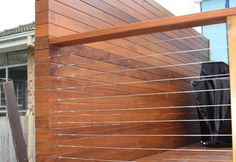 deck privacy wall | space. End result … the creation of elevated deck with privacy wall ...
