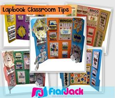 Tips for using lapbooks in the classroom