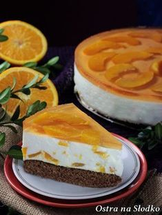 Cooking Recipes, Healthy Recipes, Healthy Food, Polish Recipes, Polish Food, Cookie Desserts, Cheesecakes, Cake Cookies, Cake Recipes