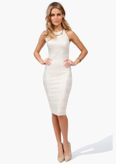 Sequin Pencil dress! Really awesome site for affordable cute clothes!