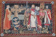 King-Arthur-Tapestry-Wall-Hanging