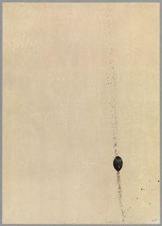 Murakami Saburo: Bicycle Dream, 1954 Work Painted by Throwing a Ball