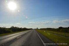La fin de la route qui traverse les Everglades - 4 coins du monde