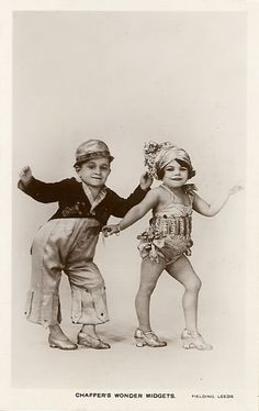 """""""Wonder Midgets"""" I love these guys were they the ones in charlie chan at the circus if you want to see some cool dancing midget action watch that film"""