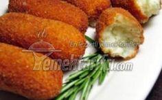 Patates Kroket nasıl yapılır? Patatesleri haşlayıp kabuklarını soyduktan sonra ezerek püre haline getiriyoruz. 2 yemek kaşığı galeta ununu,bir yumurtanın sa..