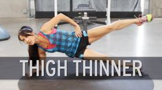Legs!! ... XHIT - Thigh Exercises For Losing Fat