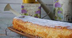 A bsolutamente delicioso y esponjoso, no, más bien diría cremoso, tierno, con un marcado toque a limón muy agradable, sobretodo para alguie... Cooking Time, Cooking Recipes, British Baking, Cake Cookies, Yummy Cakes, Sweet Recipes, Yummy Treats, Bakery, Cheesecake