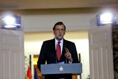 """Rajoy: """"No autoritzarem cap referèndum que vulgui liquidar la unitat d'Espanya"""""""