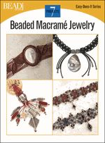 Macrame Jewelry... opening more ideas for jewelry making.
