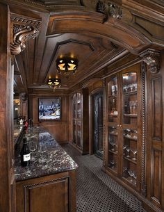 Man Cave bar Design, Pictures, Remodel, Decor and Ideas Man Cave Designs, Man Cave Bar, Cigar Room, Bars For Home, My Dream Home, Game Room, Future House, Tiny House, Beautiful Homes