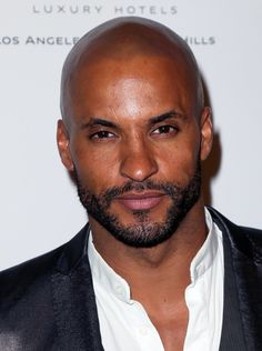 Pin for Later: Step This Way For 38 Seriously Hot Photos of Ricky Whittle