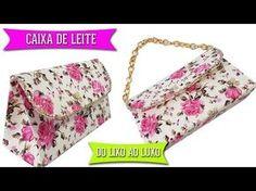 Aula de Cartonagem - Bolsa de mão Acesse artedanydantas.blogspot.com.br e veja mais confecções!!!