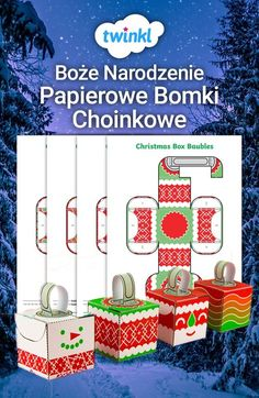 Help children make their own Christmas baubles to decorate the tree in the classroom or at home with these colourful nets. This pack contains 7 cute designs. Pine Cone Christmas Tree, 3d Christmas, Christmas Baubles, 3 Dimensional Shapes, 2d And 3d Shapes, Reading Comprehension Skills, Fun Activities To Do, Creative Skills, Festival Decorations