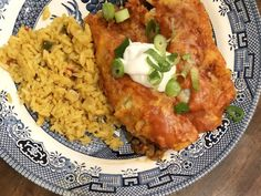 Sunday Supper {Beef Enchiladas} – Dixie Delights