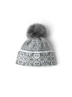 830201b677b CONTE OF FLORENCE knitted hat