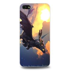 How to Train The Dragon iPhone 5[S] Case