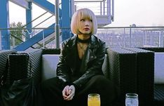 Reol れをる Cute Profile Pictures, Music Stuff, Vocaloid, Idol, Cinema, Leather Jacket, Singer, Cosplay, Fan Art
