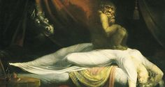 Nightmare Death Syndrome or Sudden Unexpected Nightmare Death (SUND) This happens often enough to have a name.