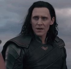 Imagine confessing your love for Loki before he goes into battle because you aren't sure if he's going to live