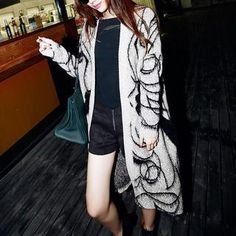 Buy 'Sisi Fashion – Woman Print Cardigan' with Free Shipping at YesStyle.co.uk. Browse and shop for thousands of Asian fashion items from China and more!