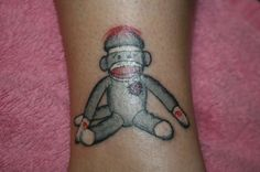 sock monkey tattoos | Report as Inappropriate