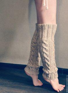 Копия работы гетры – купить в интернет-магазине на Ярмарке Мастеров с доставкой Knitted Boot Cuffs, Crochet Boots, Knit Boots, Knitting Socks, Knit Crochet, Crochet Leg Warmers, Diy Scarf, Knitted Headband, Warm Outfits