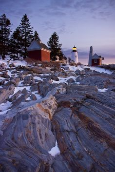 We love lighthouses, beacuse they light up our paths...this is Pemaquid Point Lighthouse, Maine.