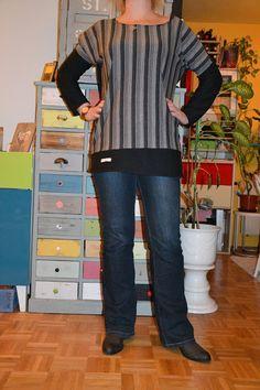 CheRRy's World: XL Shirt wird zum L Shirt :)SHIRT MAIKIKA